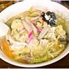 すずき - 料理写真:ピリカラ湯飯 600円 ご飯に五目スープをぶっかけたようなブツです。美味いです。
