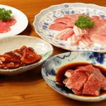 焼肉大門 - 料理写真:これだけでい~セット!人気のセットメニュー