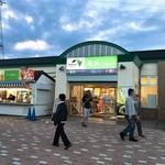 高坂サービスエリア(下り)スナックコーナー - 外観