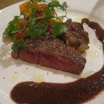 カワズキ - 牛肉のグリル