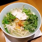 アジアンビストロ Dai - ベトナム鶏肉フォー   1,000円   サラダ、ドリンク2種付