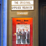 "ブルーノート東京 - THE ORIGINAL GYPSIES ""REUNION"" featuring CHICO, CANUT & PAUL"