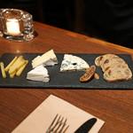 ブルーノート東京 - チーズ盛合せ