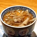 高太郎 - まい茸と栗の茶碗蒸し