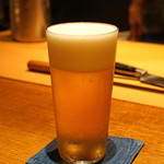 高太郎 - 生ビール