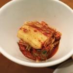 泰元 - 白菜キムチ