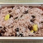 梅月堂 - 料理写真:赤飯