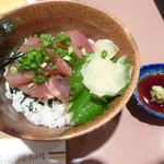 93340975 - ミニ海鮮丼