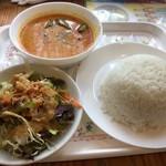 タイ食堂 サワディー