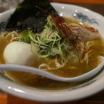 らぁめん 欽山製麺所 - 鶏そば