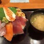 海鮮居酒屋 山傳丸 - 海鮮丼