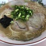 宝来軒 - 満腹麺(大盛ラーメン)700円