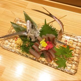 絶品!海鮮料理を作るのは、元寿司職人!本物の味を堪能◎
