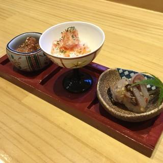 ◆日替わり珍味・こだわり日本酒◆地酒と酒の肴、あり〼。