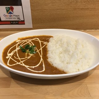 LEO東大宮 - 本場 キーマカレー。 税抜750円。 美味し。