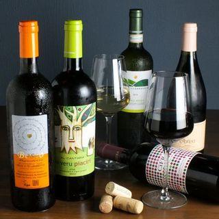 自然派ワインとともに