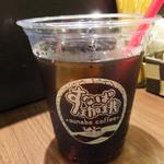 すなば珈琲 - アイスコーヒー