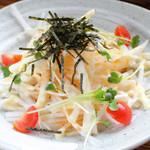 八剣伝 - 大根サラダ