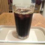 カフェ ソラーレ - アイスコーヒー: 230円
