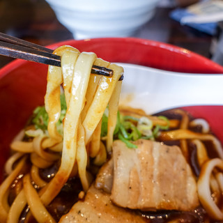 游喜庵(遊喜庵) - 料理写真:麺
