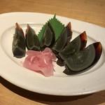 幸菜福耳 - ピータン 500円
