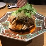 幸菜福耳 - よだれ鶏 800円