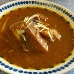 ハムザ KB レストラン  - 料理写真:ビーフパヤー