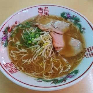 中華そば つばさ - 料理写真:中華そば ¥600