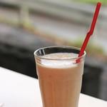 icho cafe - ドリンク写真:桃のスムージー
