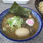 サキマサ - 味玉つけ麺(大)