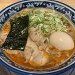 宮崎とんこつラーメン 風来軒 - 料理写真: