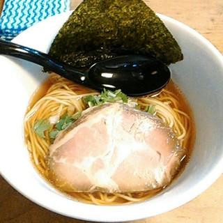 らーめん いのうえ - 料理写真:限定 煮干しらーめん 700円