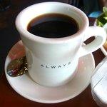 9337598 - もりもりコーヒー400円☆
