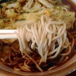 丹波屋 - 麺アップ