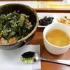 ぐりとよキッチン - 料理写真:納豆どんぶり