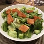 ナマステネパール - salad