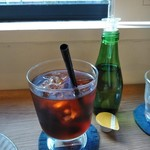 MOVE CAFE - [ドリンク] 水出しIce珈琲 アップ♪w ①
