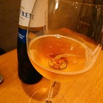 ヴィア パーチェ - ドリンク写真:こんなグラスで飲むビール(ノンアルだけど(笑))もイイね(*^o^*)