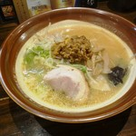 93377250 - 特製肉味噌ラーメン880円