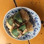 マルモ水産 九十九島海上かき小屋 - 牡蠣炙りささ飯