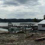 マルモ水産 九十九島海上かき小屋 - ここがお店