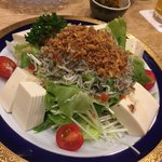 柚 - 豆腐サラダ