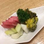 柚 - 漬け物
