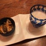 食彩Kikumizu - お通し