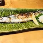 ソバキチ - 新秋刀魚