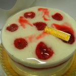 RAPIN - 赤い果実のチーズケーキ