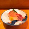 尾張家 - 料理写真:鯨ベーコン。脂が酸化しておらず旨い。
