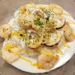 ドリア&グラタン なつめ - 魚介マリネの冷製ドリア(夏期限定)