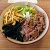Hibarigaokakoukouudombu - 料理写真:肉うどん