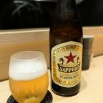 志そ鳥 - 瓶ビール